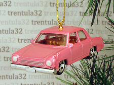 Homer SIMPSONS The FAMILY CAR Pink CHRISTMAS TREE ORNAMENT XMAS