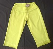 NWT Matilda Jane Hammond Bay cropped green Yoga pants Tween 10