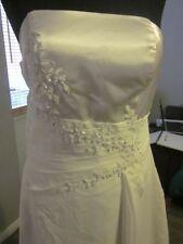 Unbranded Regular Size A-line Wedding Dresses