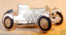 PIN'S ARTHUS BERTRAND PARIS AUTOMOBILE AUTO MERCEDES TYPE SSK 1927 BLANCHE