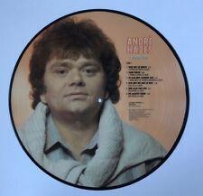 ANDRE HAZES Voor Jou LP EMI 0681270201 NE 1983 VG++ PIC DISC