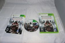 Assassin's Creed: Brotherhood (Microsoft Xbox 360, 2010) Complete in Box