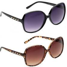 Damen Designer ' Hazel ' Groß Stil Sonnenbrille
