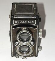 NICE Rolleiflex Automat Model 2 TLR CAMERA, Carl Zeiss Tessar 75mm f3.5 SN892373