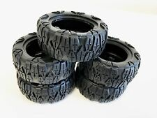 "FIG-TIRE x 5: FIGLot 1/12 scale Tires diorama for 6"" Action Figures (5 Pack)"