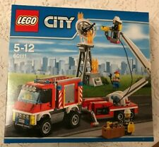 Lego 60111 City Fire Utility Truck 368 pieces ~New & Lego Sealed~