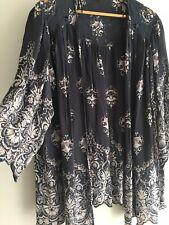Stunning Kirei for Anthropologie Kimono style jacket Medium NEW!