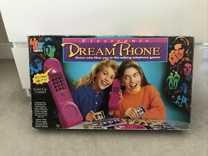 Mb Dream Phone Electronic Vintage 1992 Good Condition And Boxed - Tested