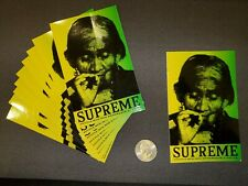 Supreme Aguila Sticker Green Cheapest On Ebay Brand New Authentic