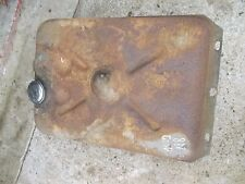 Ford 8N running tractor gas tank  w/ cap ready to use