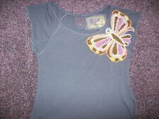 Next Embroidered Scoop Neck Girls' T-Shirts & Tops (2-16 Years)
