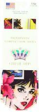 Celeste Stein Therapeutic Compression Socks, Comic, 15-20 mmhg, 1 Pair TAXFREE