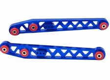 Rear Lower Control Arms for Honda Civic 1996-2000 EK EP-BB02EK-BL Blue NEW!