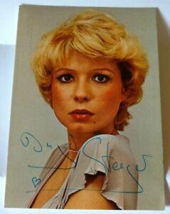 Autogramm~~Ingrid Steeger ~~Schauspielerin,TV