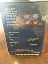 DREAM THEATHER, DARK SIDE OF THE MOON OFFICIAL BOOTLEG DVD SEALED NEW
