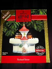 Hallmark Collectible Christmas Ornament - Toyland Tower #cheaphallmark