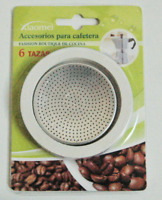 3 JOINTS + FILTRE CAFETIERE ITALIENNE 6 TASSES