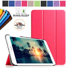 "Magnetic Smart Case Stand  Cover For Samsung Galaxy Tab S2 9.7"" Inch TAB E 9.6"""