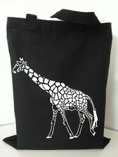 Large giraffe shopping Tote Bag  ideal gift for birthday or christmas