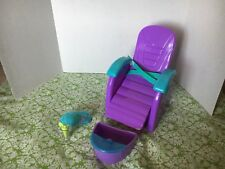 My Life Spa Reclining Pedicure Chair With Accessories