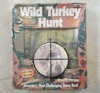Vintage Wild Turkey Hunt (PC, CD-ROM) Game by Valusoft - Windows 95 - NEW SEALED