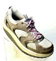 Skechers Shape Ups Womens 9.5 M Walking Toning Athletic Sneakers Shoes
