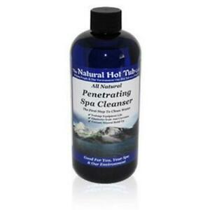 The Natural Hot Tub Company penetrating spa cleanser treatment