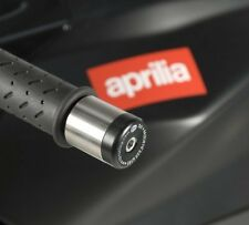 Aprilia RSV Mille 1999 R&G Racing Bar End Sliders BE0008BK Black