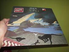 YES DRAMA SEALED MINT LP RECORD PROG 1980 SEALED