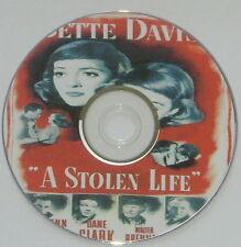 FILM NOIR 157: A STOLEN LIFE (1946) Curtis Bernhardt, Bette Davis, Glenn Ford
