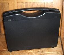 Pistol Handgun Gun Black Plastic Hard Case made in Germany