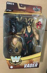 Mattel WWE Legends Elite Collection Big Van Vader Figure Target Exclusive