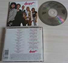 CD ALBUM GREATEST HITS HEART 15 TITRES 1980