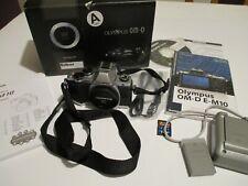 Olympus OM-D E-M10 16.1 MP Digitalkamera silbern (nur Gehäuse) 292 Auslösungen !
