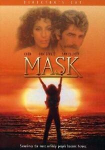 Mask, DVD, Movie, NR Rated, Cher, Eric Stoltz, Sam Elliott