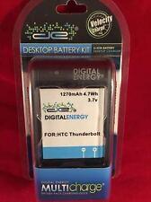 DIGITAL ENERGY FOR HTC THUNDERBOLT 1270mAh 4.7Wh 3.7v DESKTOP KIT-2301348