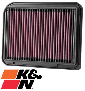 K&N REPLACEMENT AIR FILTER FOR MITSUBISHI ASX XB 4B11 2.0L I4 FROM 03/2012