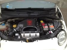 ABARTH 595 2^ typ 2016> Airbox piccolo in carbonio intake Abarth 500