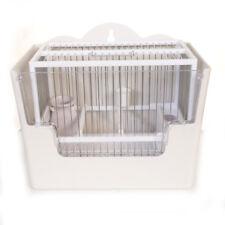 Cage pour Oiseaux Chardonnerets et Sauvages Ensemble Sauvage Couleur Blanc
