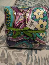 Vera Bradley Heather (Retired) Throw Blanket  - NWT -