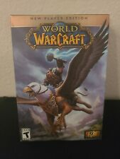 New Sealed World of Warcraft new player edition Blizzard Games for Pc