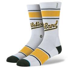 Stance 'Oakland Athletics' Mens Socks Size Large/XL 9-13 - NEW - FREE SHIPPING!