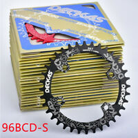 DECKAS 32/34/36/38 96s Narrow Wide MTB Bike Chainring SHIMANO M7/8/9000 Chainset