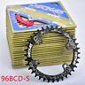 DECKAS 32/34/36/38 96s Narrow Wide MTB Bike Chainring SHIMANO M7/8/9000 Chainset