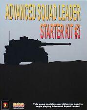 ASL Starter Kit #3 Advanced Squad Leader MMP New In Skrink Wrap Mint Ships Today