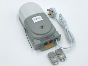 Neco Essati Remote Control System Shutters with 2 Remotes