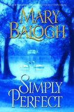 Simply Quartet: Simply Perfect by Mary Balogh (2008, Hardcover)