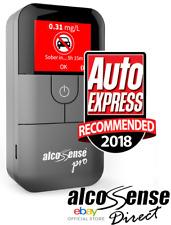 AlcoSense Pro Fuel Cell Breathalyser Professional Breathalyzer Damaged Packaging