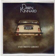 (BY563) Dawn Kinnard, Favorite Ghost - 2010 DJ CD