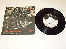 """MARIO ANZIDEI """"TU NON TORNERAI"""" disco 45giri PARADE It 1969 OST"""